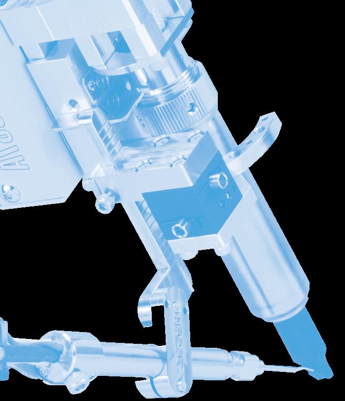 Panne de robot de brasage